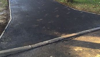 Drop Kerb by Whittaker Paving
