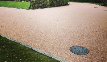 Resin Bound Surfacing Whittaker Paving