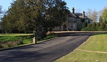 Tarmaced Driveway by Whittaker Paving