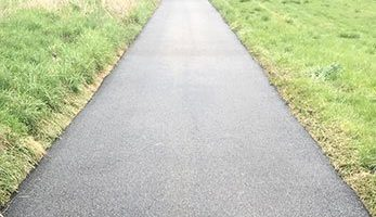 Tarmacked Farm Track by Whittaker Surfacing